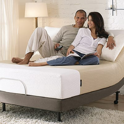 Berkshire Bed for Relaxing image