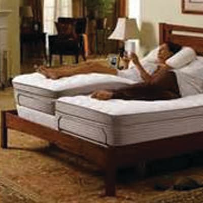Berkshire Bed for Sleeping or Reading image