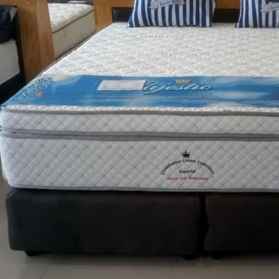 Chamboniza Crown Collection -  Imperial Mattress & Base Set  image