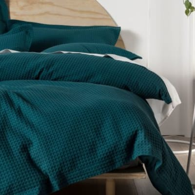 Duvet Cover - Delux Waffle image