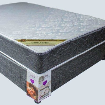 Luxor - Classic Firm Top Mattress & Base Set image