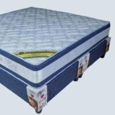 Luxor Supreme Plush   Hospitality Grade  Mattress & Base Set  image
