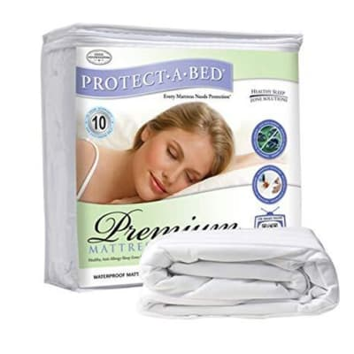 Protect-A-Bed Premium Mattress Protector image