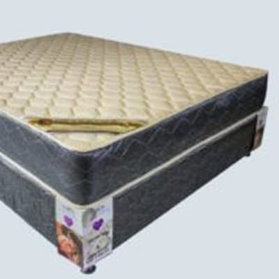 Luxor - Restolux Firm Hospitality Grade Mattress & Base Set  image