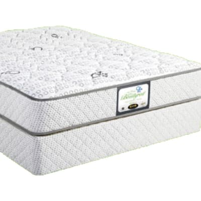The Simmons Back Care Mattress Bed image