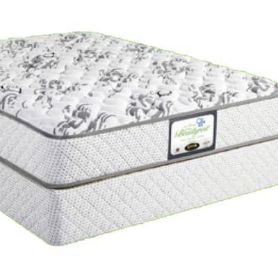 The Simmons Deluxe Mattress Bed image
