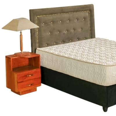 Chamboniza Bedding  Heavenly Plush  Mattress & Base Set image