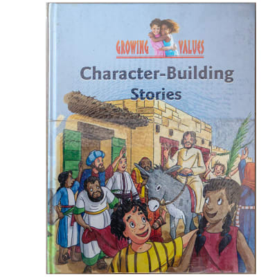 Character Building Stories Four image