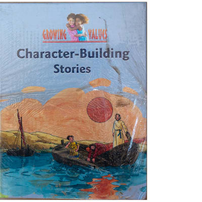 Character Building Stories Three image