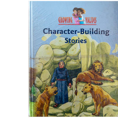 Character Building Stories Two image