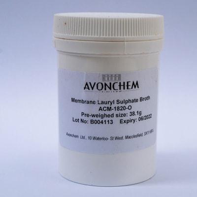 Membrane Lauryl Sulphate Broth image