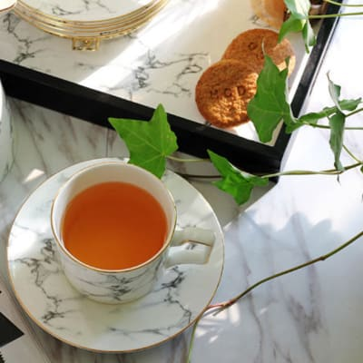 China tea set modern afternoon tea, coffee set - 06987 B image