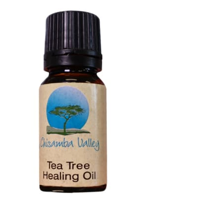 Tea Tree Healing Oil  Essential Oil  from the Leaves of the Tea Tree image