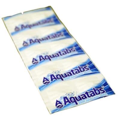 Chlorine Tablets image
