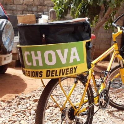 Chova Zero-Emissions Delivery image