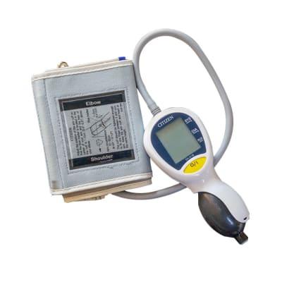 Citizen CH-311B digital blood pressure monitor image