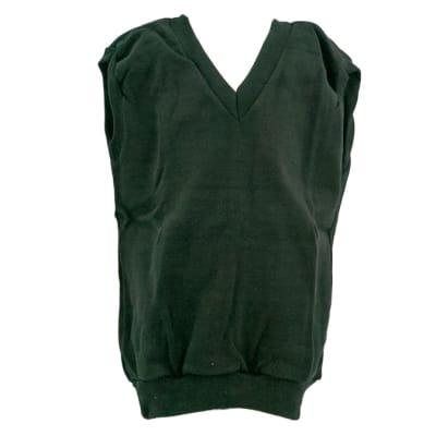 Sleeveless Black Dallas Sweater image