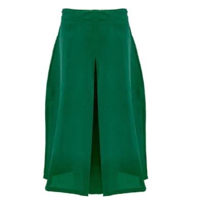Girls Green Secondary School Skirts  image