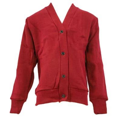 Red Cardigan image