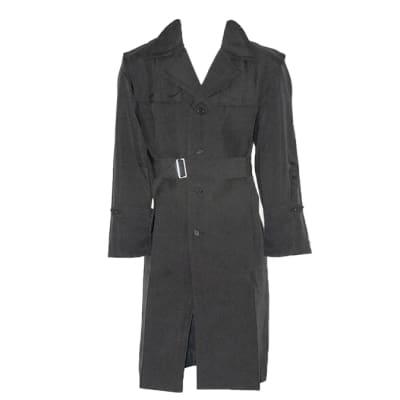 Black Weather Coat image
