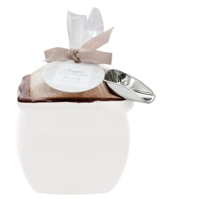 Bath Salts - Classic Cotton Fragranced Bath Salts Planter image