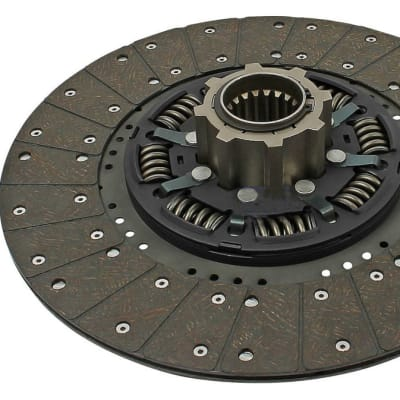 Clutch plate Scania 24T manual image