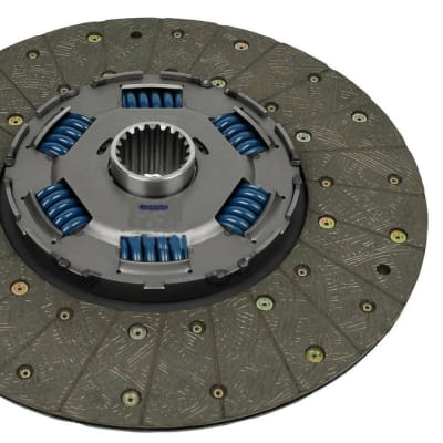 Clutch plate Volvo 24T manual image