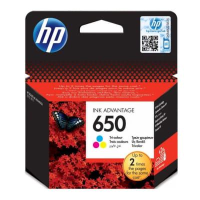 Hp 650xl Colour Ink Cartridge image