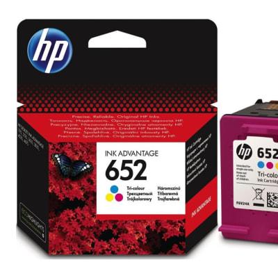 Hp 652xl Colour Ink Cartridge image