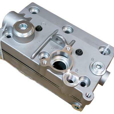 Compressor Cylinder Head Volvo D13 image