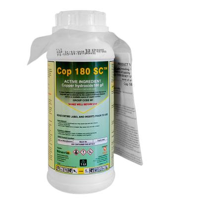 Cop 180 Sc  Suspension Concentrate Bactericide & Fungicide image