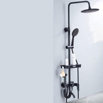 Bathroom shower - Copper shower set Model  0019 image