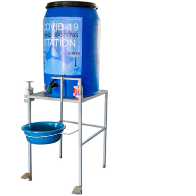 Covid-19 Hand Washing Station 210 ltrs image