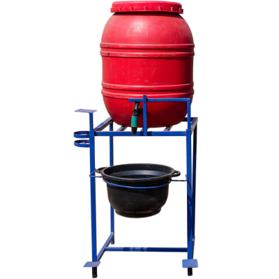 Covid-19 Hand Washing Station 100 ltrs image