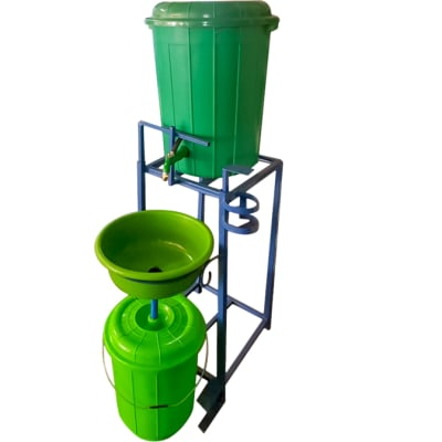 Covid-19 Hand Washing Station 70 ltrs image