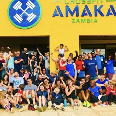 Crossfit - Amaka Gym image