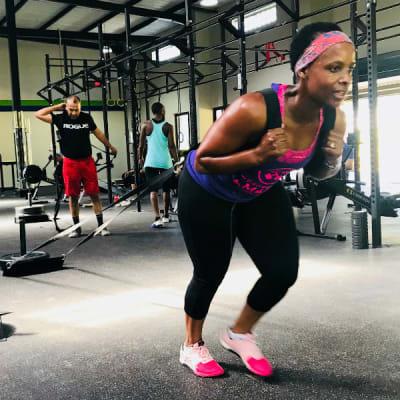 Crossfit Amaka Gym - Mobility image