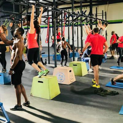Crossfit Amaka Gym - Workout of the Day (WOD) image
