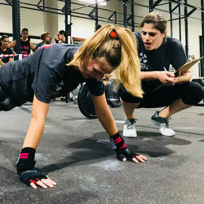 Crossfit Amaka Gym -  Getting Started  image