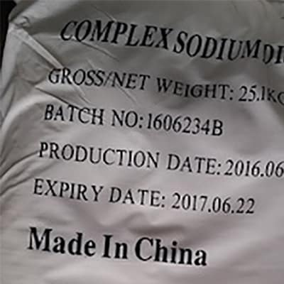 Complex Sodium Di-Silicate (CSDS)  image