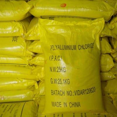Poly Aluminium Chloride (PAC) image