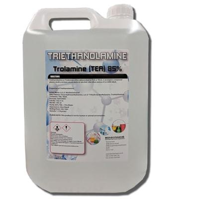 Triethanolamine 85% image