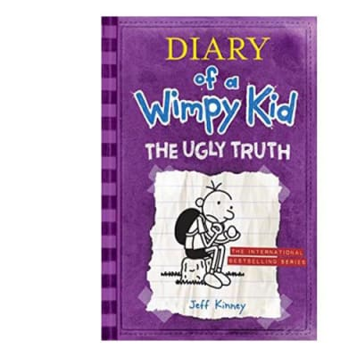 Diary of a Wimpy Kid  the Ugly Truth Book 5  image