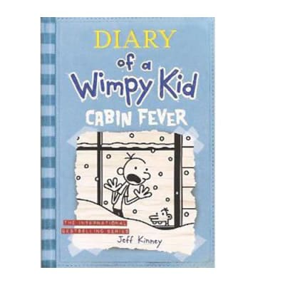 Diary of a Wimpy Kid  Cabin Fever  Book 6 image