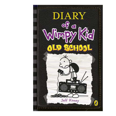 Diary of a Wimpy Kid Old School  Book 10 image