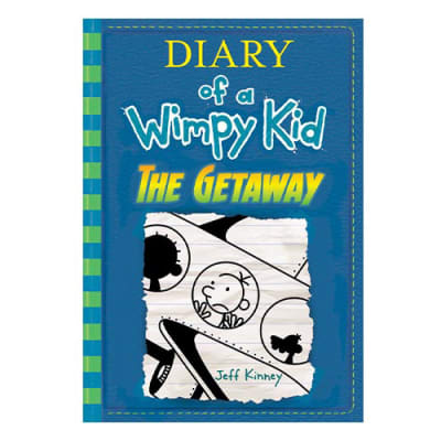Diary of a Wimpy Kid the Getaway  Book 12 image