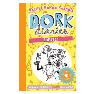 Dork Diaries  Pop Star  Book 3 image