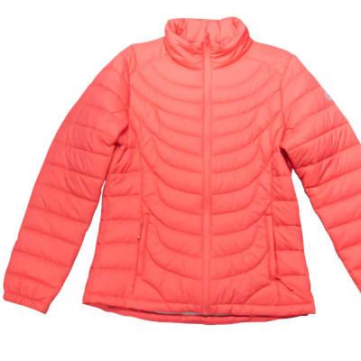 Women's Pink Puffer Jacket image