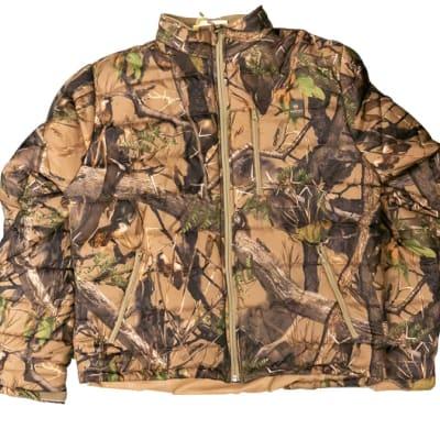 Camouflage Bomber Jacket image