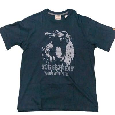 Rugged Wear navy t-shirt image